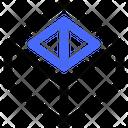 Cube Hole Icon