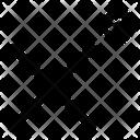 Cube Square Quadratic Quadrate Icon