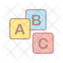 Cubes Cube Educational Toy Icon