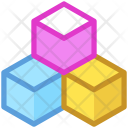 Cubes Cubic Pattern Icon