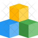 Cubes Shapes Icon