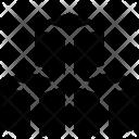 Cubes Shape Icon