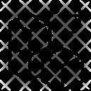 Cubes Bricks Blocks Icon