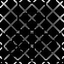 Cubes Baby Blocks Icon