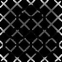 Cubes 3 D Cube Cube Icon