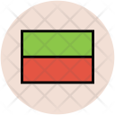 Cubes Two Rectangles Icon