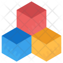 Cubic Boxes Icon