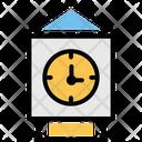 Cuckoo Clock Clock Time Icon