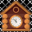 Cuckoo Clock Cuckoo Timer Cuckoo Timepiece Icon