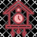 Cuckoo Clock Icon