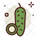 Cucumber Vegetable Healthy Icon