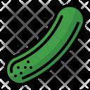 Cucumber Health Vegetarian Icon