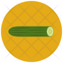 Cucumber Vegetable Food Icon