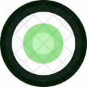 Cucumber Roll Food Icon