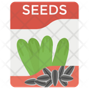 Cucumber Seeds Seeds Farming Seeds Icon