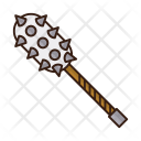 Cudgel Mace Truncheon Icon