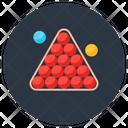 Cue Sports Pool Game Billiard Icon