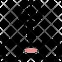 Cuffs Key Icon