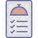 Cuisine Menu Food Menu Menu Icon
