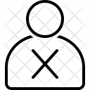 Bad Felon Offender Icon