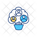 Cultivate Diverse Team Icon