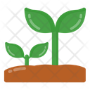Farming Agriculture Cultivation Icon