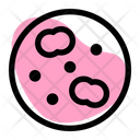 Cultivation Bacteria Virus Icon