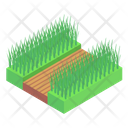 Farming Agriculture Fields Icon