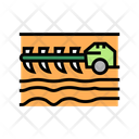 Agricultural Techincs Cultivator Icon