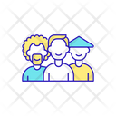 Diversity People Culture Icon