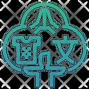 Culture Language Dressing Icon