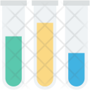 Culture Tubes Lab Icon