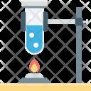 Culture Tube Lab Icon