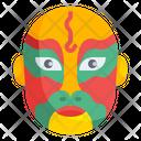 Culture Mask Icon