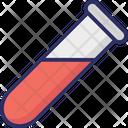 Culture Tube Lab Glassware Sample Tube Icon