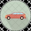 Cultus Car Car Rally Car Icon
