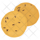 Cumin Salty Baked Icon