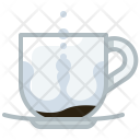 Cup Brewing Glass Icon