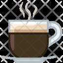 Cup Caffeine House Icon