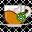 Cup Tea Bag Icon