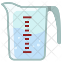 Cup Kitchen Measure Icon