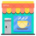 Cup Hot Store Icon