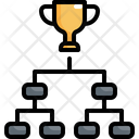 Cup Tournament Soccer Icon