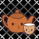 Cup Smile Happy Icon