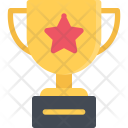 Cup Trophy Winner Icon