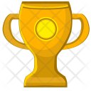 Cup Award Equipment Icon