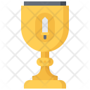 Cup Drink Gold Icon