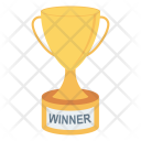 Cup Champion Trophy Icon