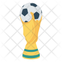 Cup Trophy Soccer Icon