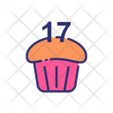 Cup Cake Cupcake Dessert Icon